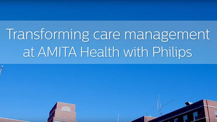 Healthcare Consulting for Strategic Care Management at AMITA Health, US.
