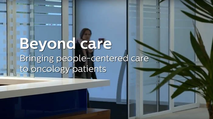 Philips Healthcare Consulting brings people-centered care to oncology patients
