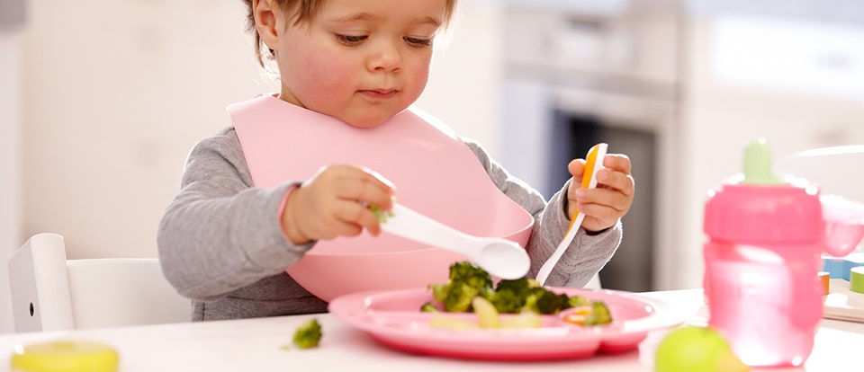 Philips AVENT - Toddler mealtime tips
