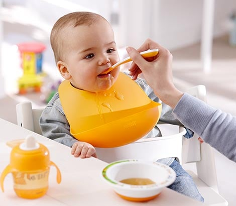 Homemade meals for little ones​