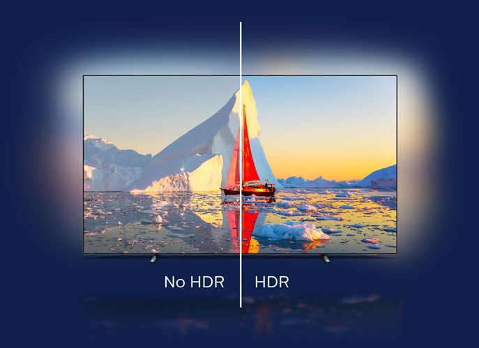 HDR10+ özellikli Philips HDR OLED TV